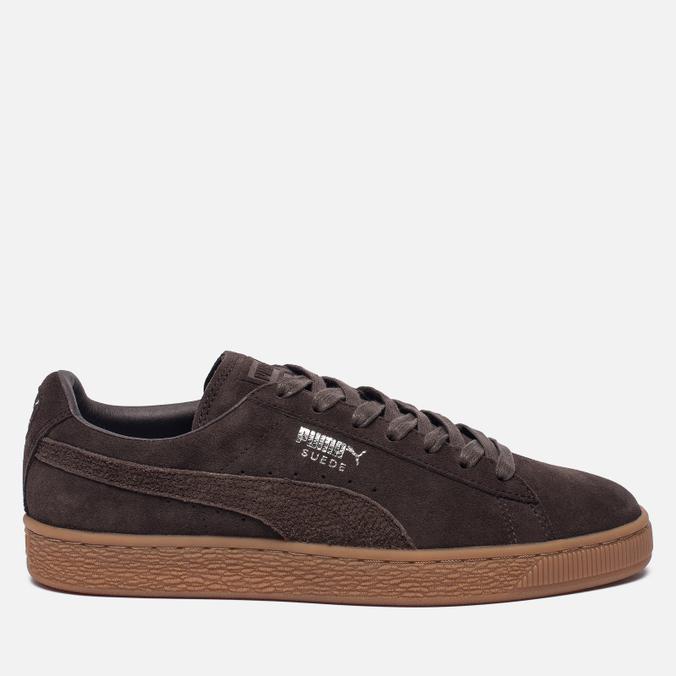 Мужские кроссовки Puma Suede Classic Citi Black Coffee
