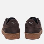 Мужские кроссовки Puma Suede Classic Citi Black Coffee фото- 3
