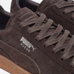 Мужские кроссовки Puma Suede Classic Citi Black Coffee фото- 5