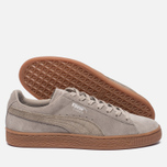 Мужские кроссовки Puma Suede Classic Citi Vintage Khaki фото- 1