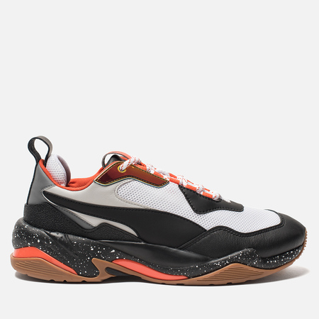 Мужские кроссовки Puma Thunder Electric Black/White/Orange Colourway
