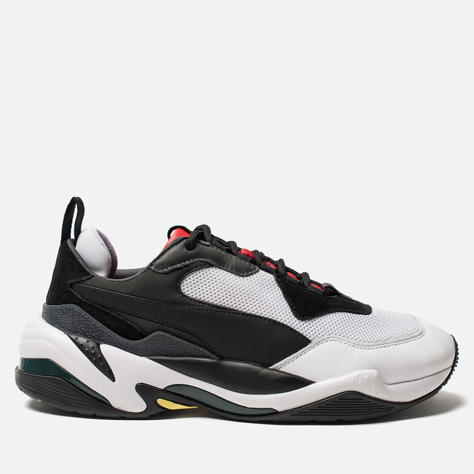 Мужские кроссовки Puma Thunder Spectra Black/High Risk Red