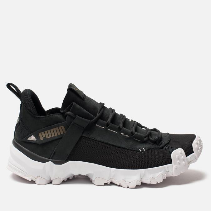 Мужские кроссовки Puma Trailfox Black/White