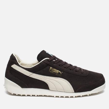Мужские кроссовки Puma Trimm Quick Gents V2 Black/Coffee/White