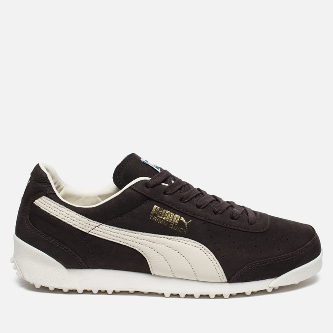 Мужские кроссовки Puma Trimm Quick Gents V2 Black/Coffee/White