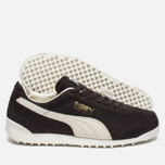 Мужские кроссовки Puma Trimm Quick Gents V2 Black/Coffee/White фото- 1