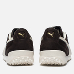 Мужские кроссовки Puma Trimm Quick Gents V2 Black/Coffee/White фото- 5
