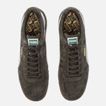 Мужские кроссовки Puma Trimm Quick MU Forest Night/White/Gold фото- 4