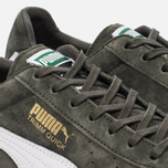 Мужские кроссовки Puma Trimm Quick MU Forest Night/White/Gold фото- 5