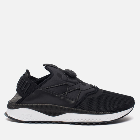 Мужские кроссовки Puma Tsugi Disc Whisper Black/White