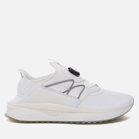 Мужские кроссовки Puma Tsugi Disc Whisper White/White