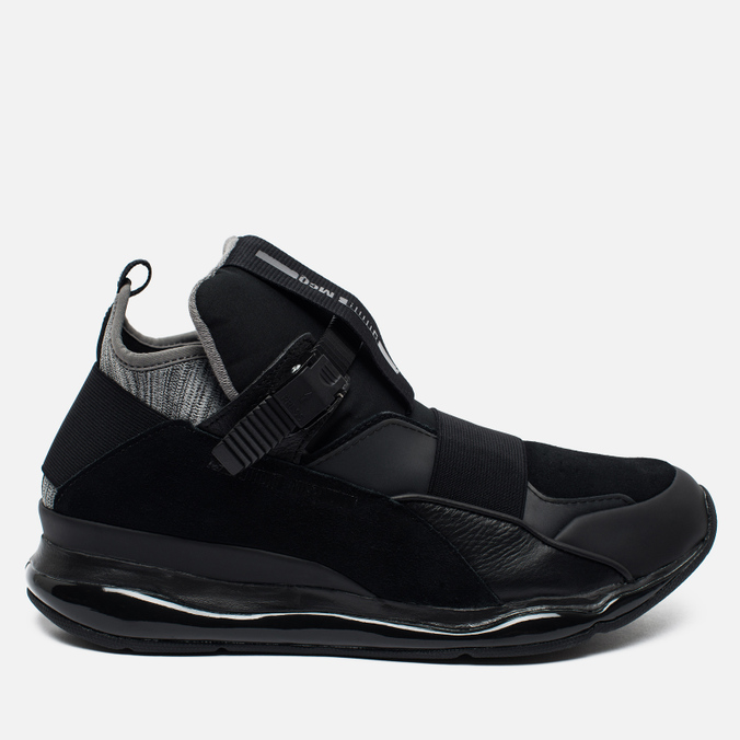 Puma x Alexander McQueen Cell Bubble Runner Mid Men's Sneakers Black