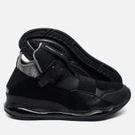 Мужские кроссовки Puma x Alexander McQueen Cell Bubble Runner Mid Black фото- 2