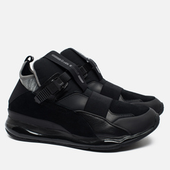 Мужские кроссовки Puma x Alexander McQueen Cell Bubble Runner Mid Black