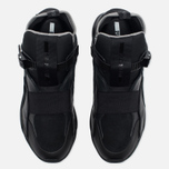 Мужские кроссовки Puma x Alexander McQueen Cell Bubble Runner Mid Black фото- 3