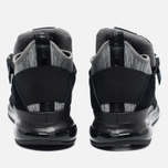 Мужские кроссовки Puma x Alexander McQueen Cell Bubble Runner Mid Black фото- 4