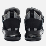 Puma x Alexander McQueen Cell Bubble Runner Mid Men's Sneakers Black photo- 4