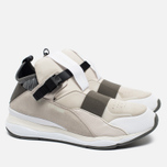 Мужские кроссовки Puma x Alexander McQueen Cell Bubble Runner Mid Whisper White фото- 1