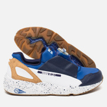 Кроссовки Puma x Alexander McQueen Disc Blaze Blue Surf The Web/Astral Aura/White фото- 2