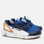 Кроссовки Puma x Alexander McQueen Disc Blaze Blue Surf The Web/Astral Aura/White фото- 1