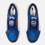 Puma x Alexander McQueen Disc Blaze Sneakers Blue Surf The Web/Astral Aura/White photo- 4
