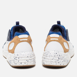 Кроссовки Puma x Alexander McQueen Disc Blaze Blue Surf The Web/Astral Aura/White фото- 3