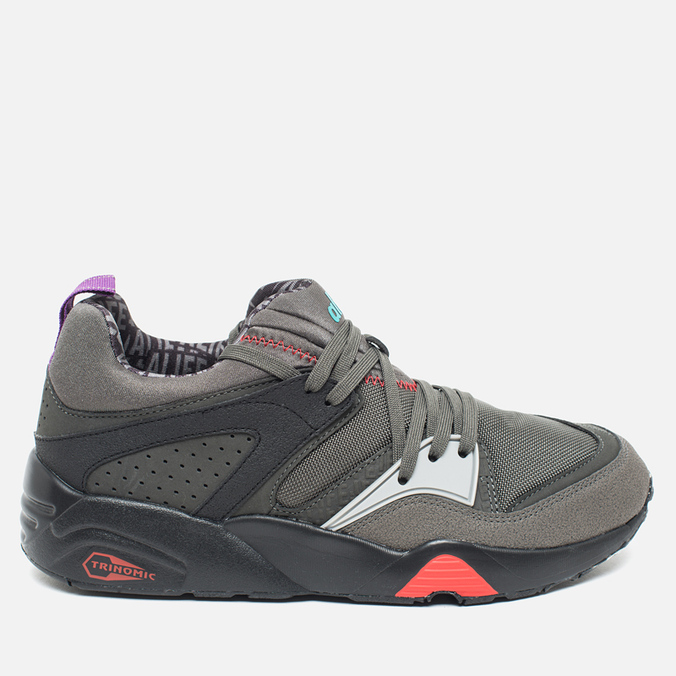 Мужские кроссовки Puma x Alife Blaze of Glory Dark Shadow/High Rise/Flame