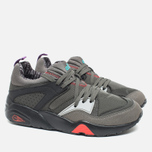 Мужские кроссовки Puma x Alife Blaze of Glory Dark Shadow/High Rise/Flame фото- 1