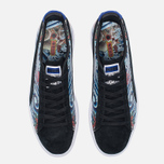 Мужские кроссовки Puma x atmos Clyde Three Tides Tattoo Black/Mazerine Blue фото- 4
