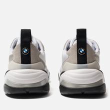 Мужские кроссовки Puma x BMW MMS Thunder White/Silver фото- 2