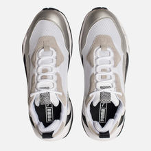 Мужские кроссовки Puma x BMW MMS Thunder White/Silver фото- 1