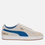 Мужские кроссовки Puma x Bobbito Classic Suede White/Royal фото- 0
