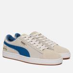 Мужские кроссовки Puma x Bobbito Classic Suede White/Royal фото- 1