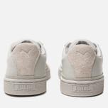 Мужские кроссовки Puma x Han Kjobenhavn Basket Glacier Gray/Star White фото- 3