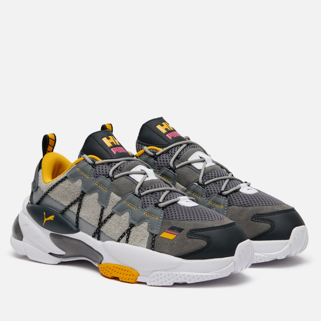 Мужские кроссовки Puma x Helly Hansen LQD Cell Quiet Shade/Drizzle