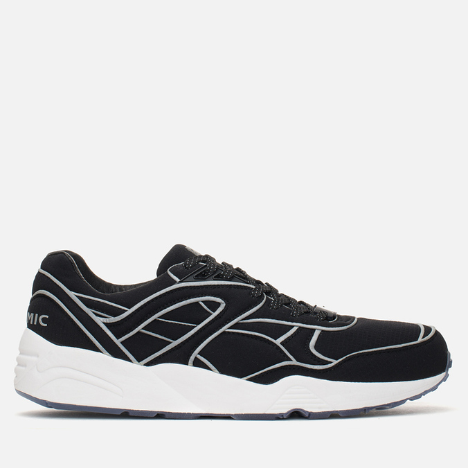 Кроссовки Puma x ICNY Trinomic R698 Black/White