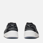 Кроссовки Puma x ICNY Trinomic R698 Black/White фото- 3