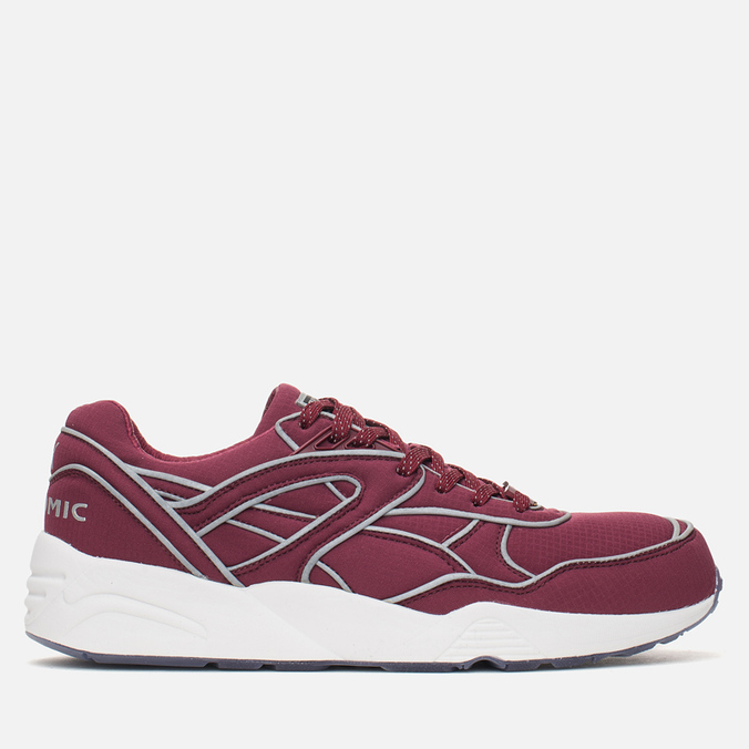 Кроссовки Puma x ICNY Trinomic R698 Fiery Red