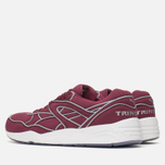 Кроссовки Puma x ICNY Trinomic R698 Fiery Red фото- 2