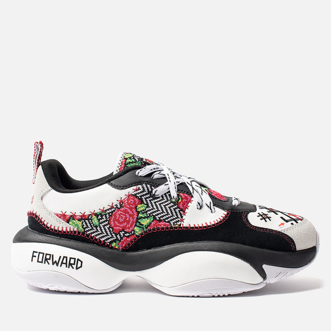 Кроссовки Puma x JAHNKOY Alteration White/Black