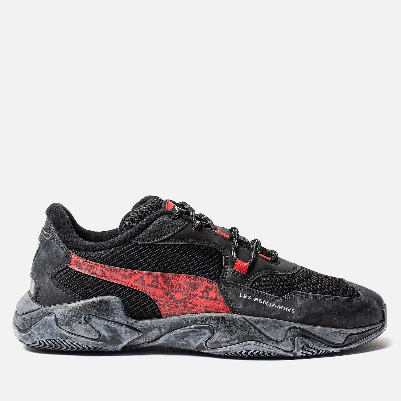 Мужские кроссовки Puma x Les Benjamins Storm Black