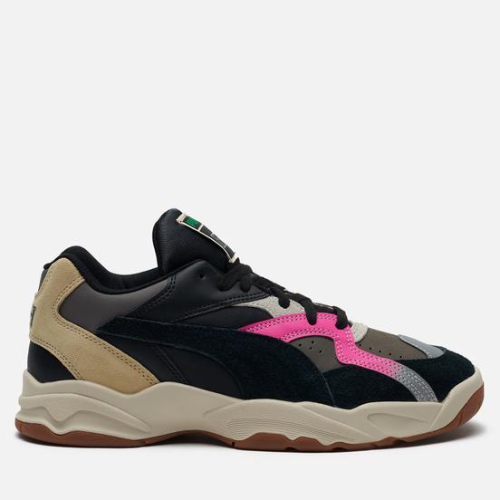 Мужские кроссовки Puma x Rhude Performer Charcoal Gray/Black