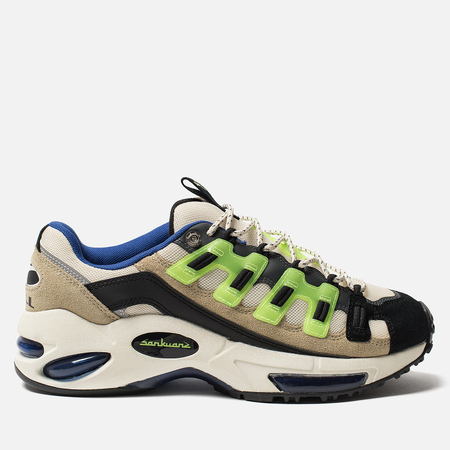 Мужские кроссовки Puma x Sankuanz Cell Endura Cloud Cream/Green Gecko/Black