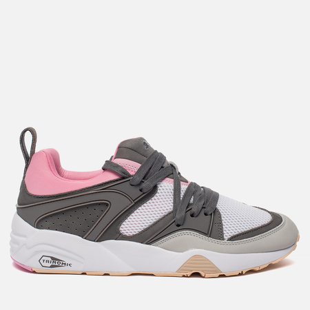Мужские кроссовки Puma x Solebox Blaze Of Glory Champagne Pack Grey Violet/Steel Grey/Prism