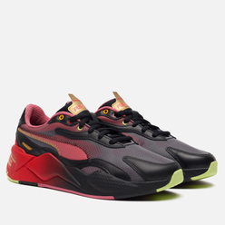 Мужские кроссовки Puma x Sonic RS-X3 Black/High Risk