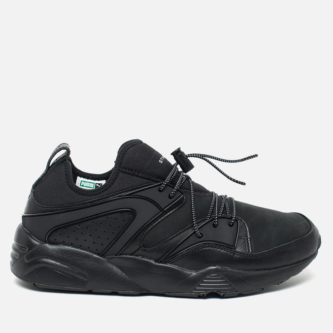 Мужские кроссовки Puma x STAMP'D Blaze of Glory Black/Black