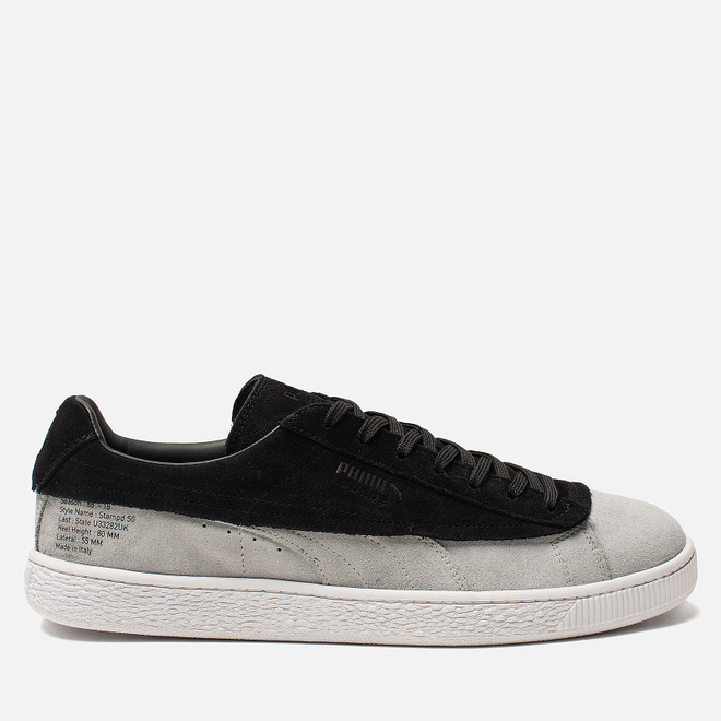 Мужские кроссовки Puma x STAMP'D Suede Classic White/Black