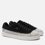 Мужские кроссовки Puma x STAMP'D Suede Classic White/Black фото- 1