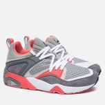 Мужские кроссовки Puma x Staple Blaze Of Glory OG Silver Metallic/Frost Grey/Lunar Rock/Georga Peach фото- 1