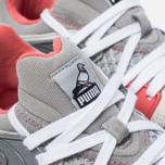 Puma x Staple Blaze Of Glory OG Men's Sneakers Silver Metallic/Frost Grey/Lunar Rock/Georga Peach photo- 5